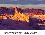 valley of fire state park ... | Shutterstock . vector #337793933