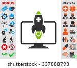 medical startup vector icon...   Shutterstock .eps vector #337888793
