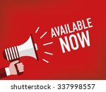 available now   Shutterstock .eps vector #337998557