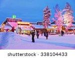 Rovaniemi  Finland  January 3 ...