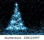 the best christmas tree | Shutterstock . vector #338123597