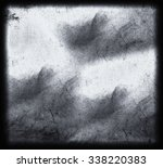 black wall grunge background | Shutterstock . vector #338220383