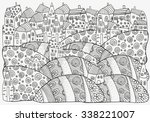 Pattern For Coloring Book With...