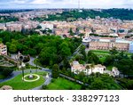 A View Of Vatican Gardens From...