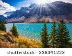 Banff National Park In The...