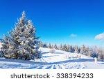 Beautiful Winter Mountain...