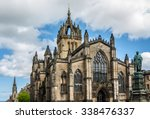St Giles' Cathedral  More...