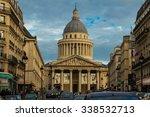 paris  france november 07  2015 ... | Shutterstock . vector #338532713