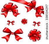 bows design | Shutterstock . vector #338534297
