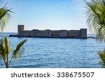 maiden's castle  korykos ... | Shutterstock . vector #338675507