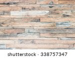 the wooden background | Shutterstock . vector #338757347