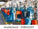 Industrial Water Pumping.