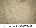 concrete wall background old... | Shutterstock . vector #338872637