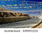 Lhatse County  Tibet  China...