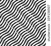 vector seamless pattern. modern ... | Shutterstock .eps vector #339158507