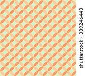 oriental pattern  geometric... | Shutterstock .eps vector #339246443