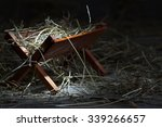 manger in the stable abstract... | Shutterstock . vector #339266657