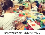 child. | Shutterstock . vector #339437477