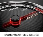 customer service concept | Shutterstock . vector #339538313