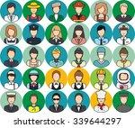 avatar | Shutterstock .eps vector #339644297