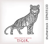 Tiger. Chinese Zodiac...