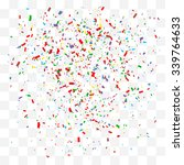 abstract background with many... | Shutterstock .eps vector #339764633