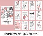 Calendar 2016. Cute Cats For...