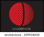 abstract logo design.logo...   Shutterstock .eps vector #339918443