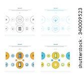 concept design template set | Shutterstock .eps vector #340009523