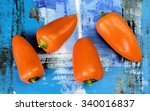 sweet pepper | Shutterstock . vector #340016837