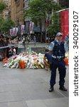 sydney  australia   17 dec 2014 ... | Shutterstock . vector #340029107
