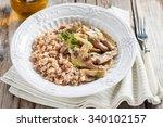 Buckwheat With Beef And...