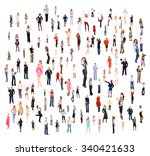 business picture achievement...   Shutterstock . vector #340421633
