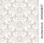 wallpaper in the style of... | Shutterstock .eps vector #340460837