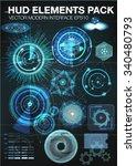 set infographic elements....