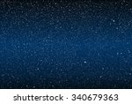 star sky night | Shutterstock .eps vector #340679363