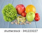 nutritional supplement.   Shutterstock . vector #341223227