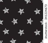 stars pattern | Shutterstock .eps vector #341224673