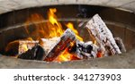 the flames in the air   Shutterstock . vector #341273903