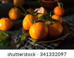 Raw Organic Satsuma Oranges...