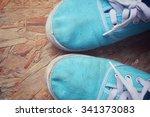 sneakers | Shutterstock . vector #341373083