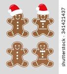 set vectors design elements... | Shutterstock .eps vector #341421437