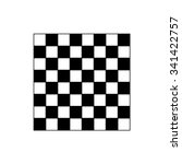 Chessboard    Black Vector Icon