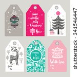 Christmas Gift Tags And Labels...