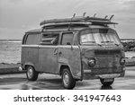 honolulu  hawaii  usa  nov. 23  ... | Shutterstock . vector #341947643