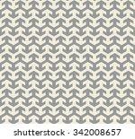vector seamless pattern | Shutterstock .eps vector #342008657