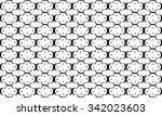abstract background  geometric... | Shutterstock . vector #342023603