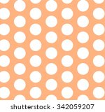 Polka Dot Pattern Vector
