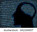 Human Brain In Digital...