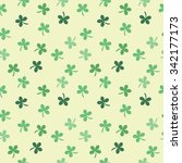 Clover Seamless Vector Pattern...